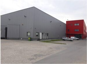 Industrial spaces for rent in Agressione
