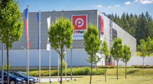 Industrial spaces for rent in CTPark Pitesti