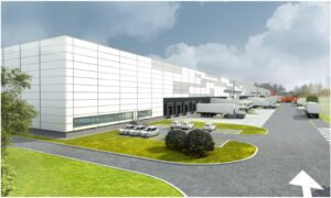 Industrial spaces for rent in Global Airport Service Center