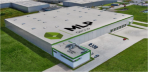 Industrial spaces for rent in MLP Park