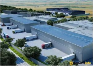 Industrial spaces for rent in NGB South Distribution Center
