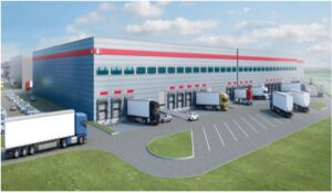 Industrial spaces for rent in P3 Park