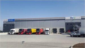Industrial spaces for rent in WDP Park Corbii Mari