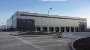 Industrial spaces for rent in WDP Park Oarja