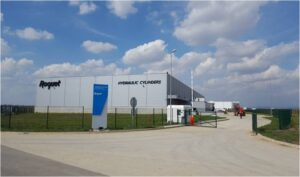 Industrial spaces for rent in WDP Park Stefanesti