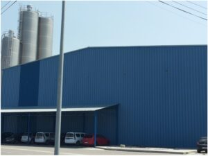 Industrial spaces for rent in Popesti 37