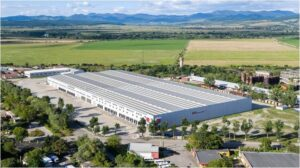 Industrial spaces for rent in CTPark Deva