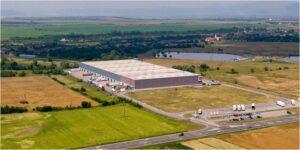 Industrial spaces for rent in CTPark Deva II