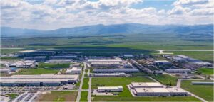 Industrial spaces for rent in CTPark Sibiu