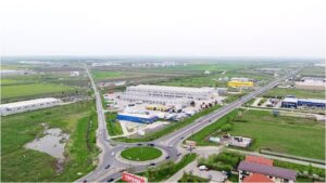 Industrial spaces for rent in CTPark Timisoara