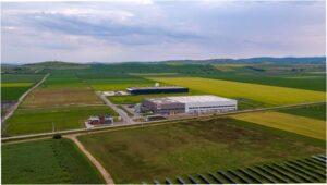 Industrial spaces for rent in CTPark Turda