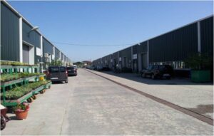 Industrial spaces for rent in Dibo Park