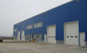 Industrial spaces for rent in Eli Park Constanta
