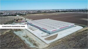 Industrial spaces for rent in Global Logistics Constanta