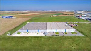 Industrial spaces for rent in Logicor Ploiesti