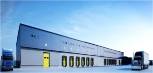 Industrial spaces for rent in NGB Park Ploiesti