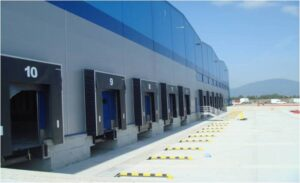 Industrial spaces for rent in Olympian Park Brasov