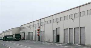 Industrial spaces for rent in RA-RA Ghimbav