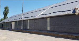 Industrial spaces for rent in RA-RA Stupini