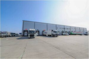 Industrial spaces for rent in TRC Transilvania Park