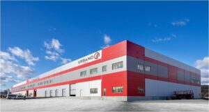 Industrial spaces for rent in Urbano Park Cluj Vest
