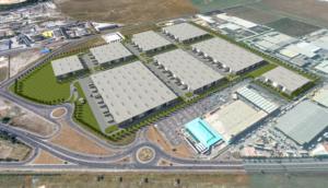 Industrial spaces for rent in VGP Park Brasov