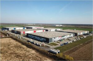 Industrial spaces for rent in VGP Park Timisoara