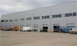 Industrial spaces for rent in WDP Park Cluj