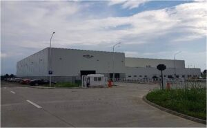 Industrial spaces for rent in WDP Park Paulesti