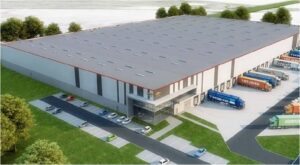 Industrial spaces for rent in WDP Park Sibiu