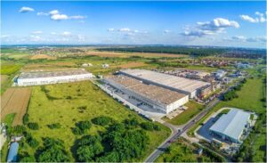 Industrial spaces for rent in WDP Park Timisoara