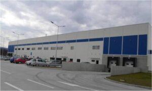 Industrial spaces for rent in WDP Park Valcea